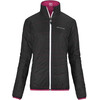 Ortovox W's Light Jacket Piz Bial black raven